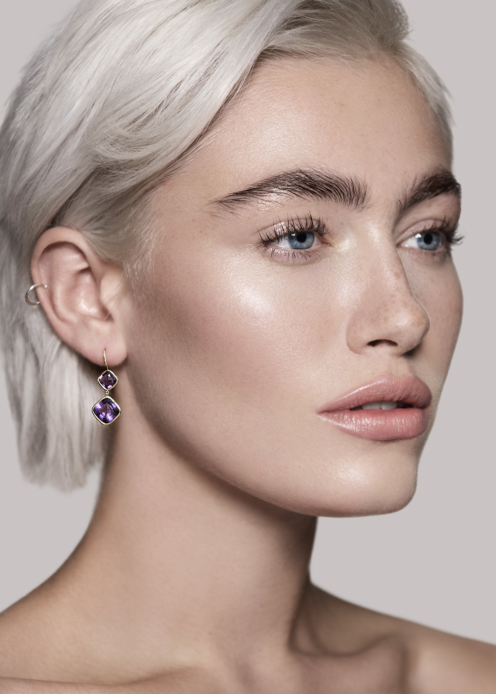 Lili Jewellery by Lisa Eldridge  Photography by Mateusz Sitek
