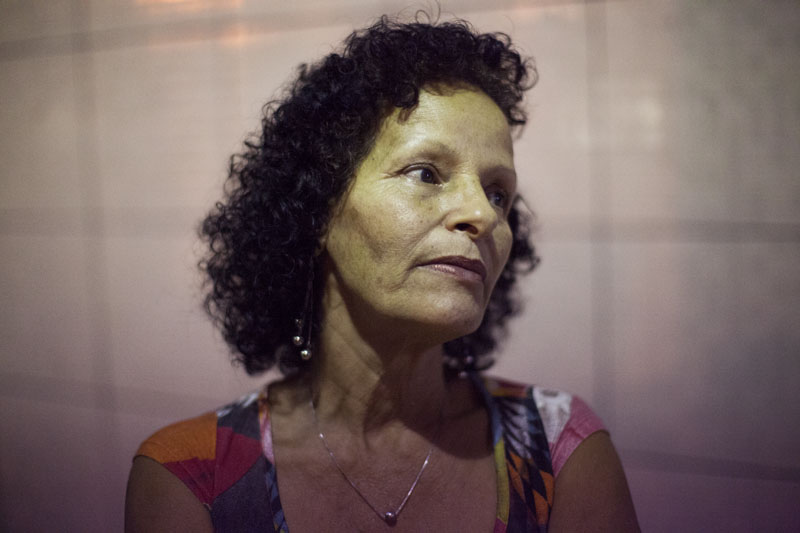 She has temporarily gotten her life back.   Although the disease still lives inside her, Iara tries to not let herself live it. Her only hope for cure is the new drug, Sovaldi, which   is estimated to take up to six years for it to   become available in Brazil.
