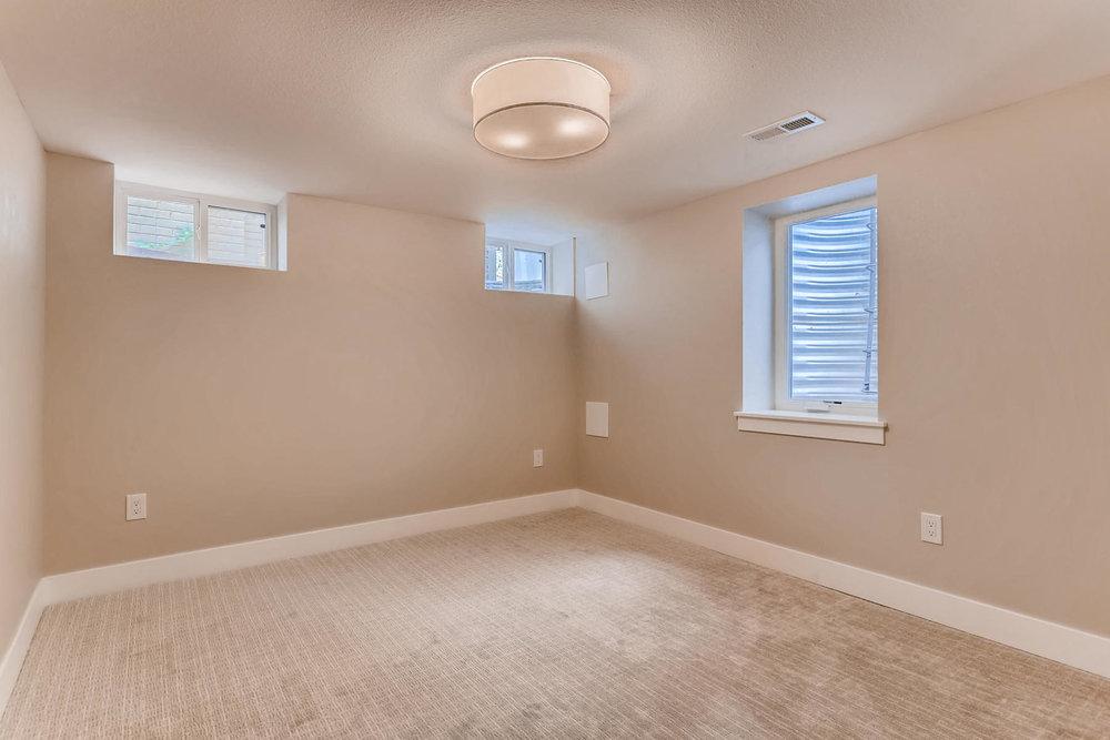 1051 Newport Street Denver CO-022-3-Lower Level Bedroom-MLS_Size.jpg