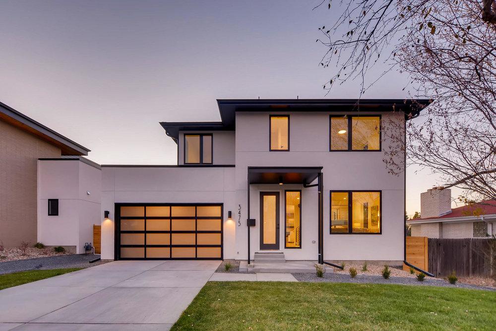 3475 S CLERMONT Street - $`1,125,000