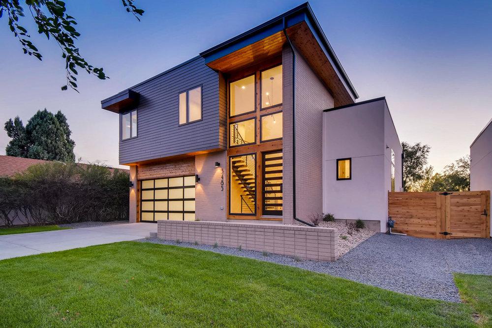 3485 s clermont street - $1,043,000