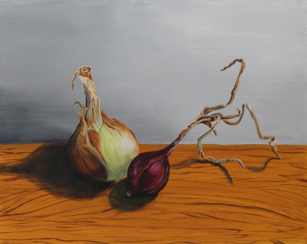 Still Life with Red and White   Onions.JPG