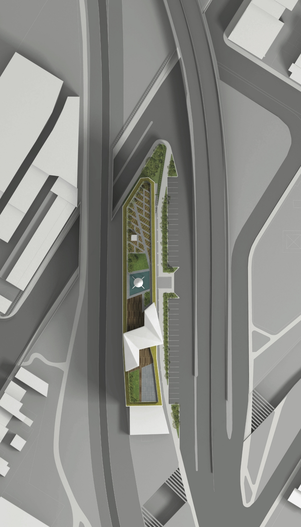1 Van Horne Architectural Rendering