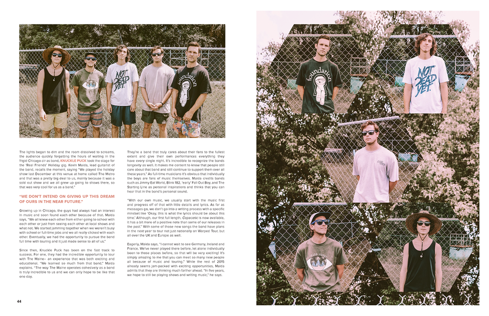 Local Wolves  Issue 28  // August 2015