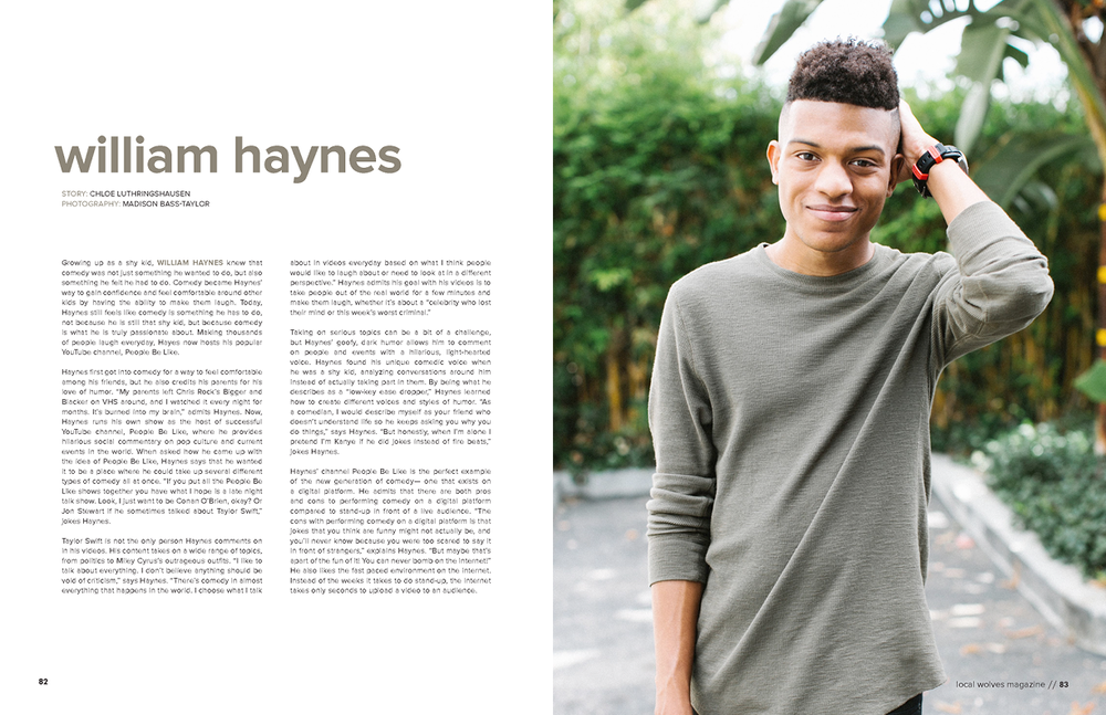 Local Wolves  Issue 30  // October 2015