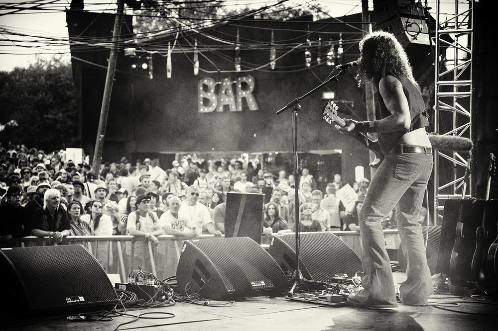 John Fairhurst - Hell Stage Glastonbury
