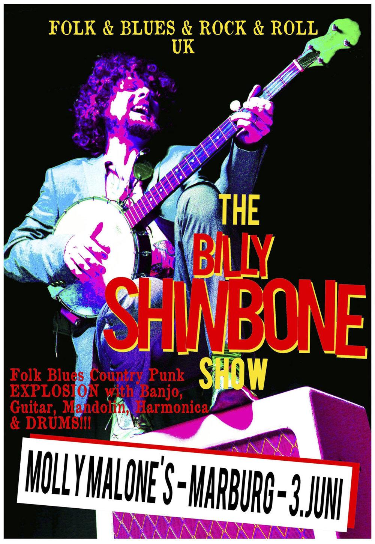 Billy Shinbone