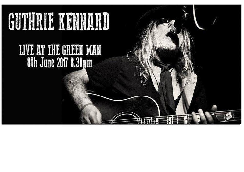 Guthrie Kennard - The Green Man