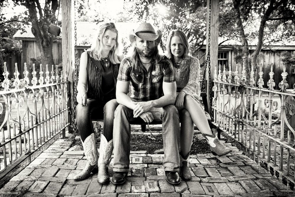 The Rosellys & Rachel Laven - Texas