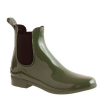 JCrew Chelsea Rain Boot