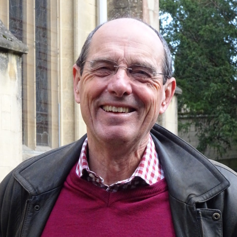 Colin Norman Deanery Synod Rep. -
