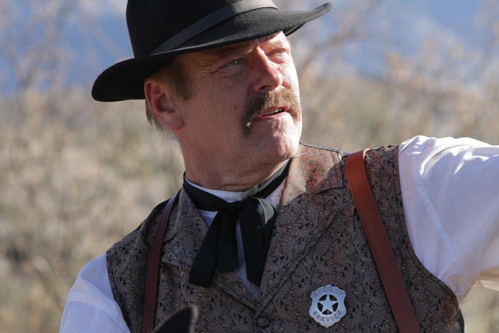 Rex Linn as Agent Shane Walsh