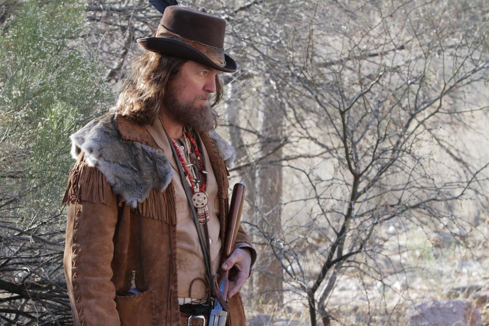 William Shockley as Jesse Parsons