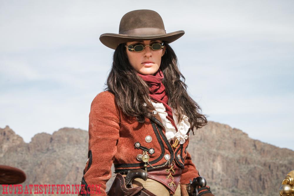 Mirelly Taylor as Sense Soto