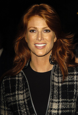Angie Everhart as Ms. Larson