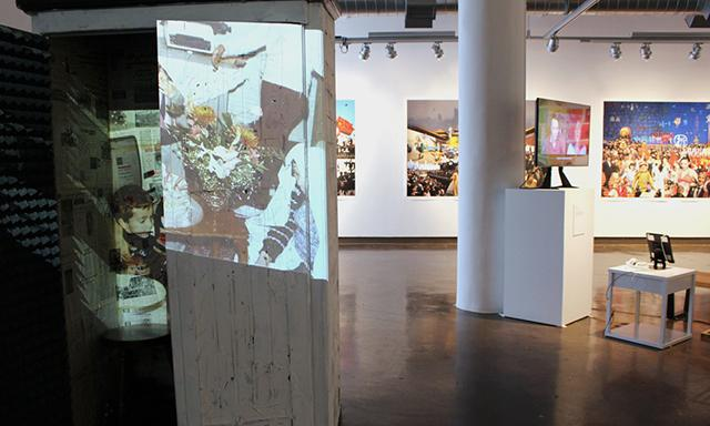 Installation View: 2016 SVA MFA Photo, Video, and Related Media Thesis Exhibition. Photo by Marysia Gacek