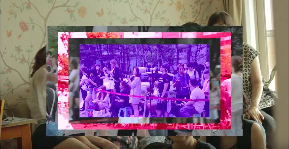 Video Still from Parallel, 2017 ©Jiwon Choi