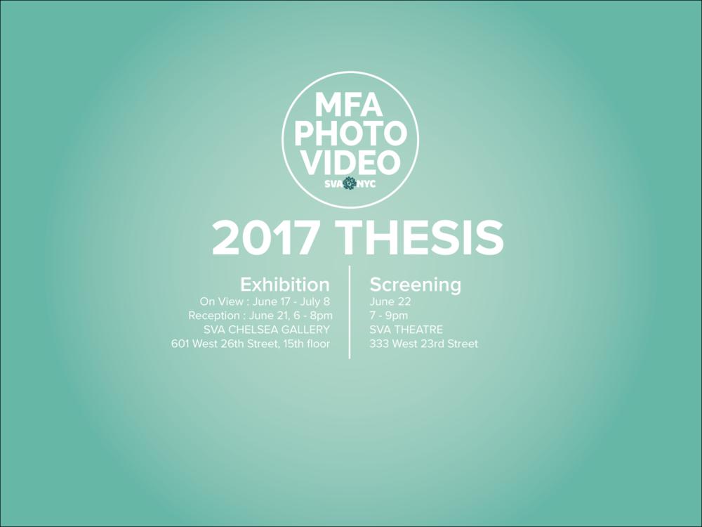 2017 Cover Page Mfa Photo Video
