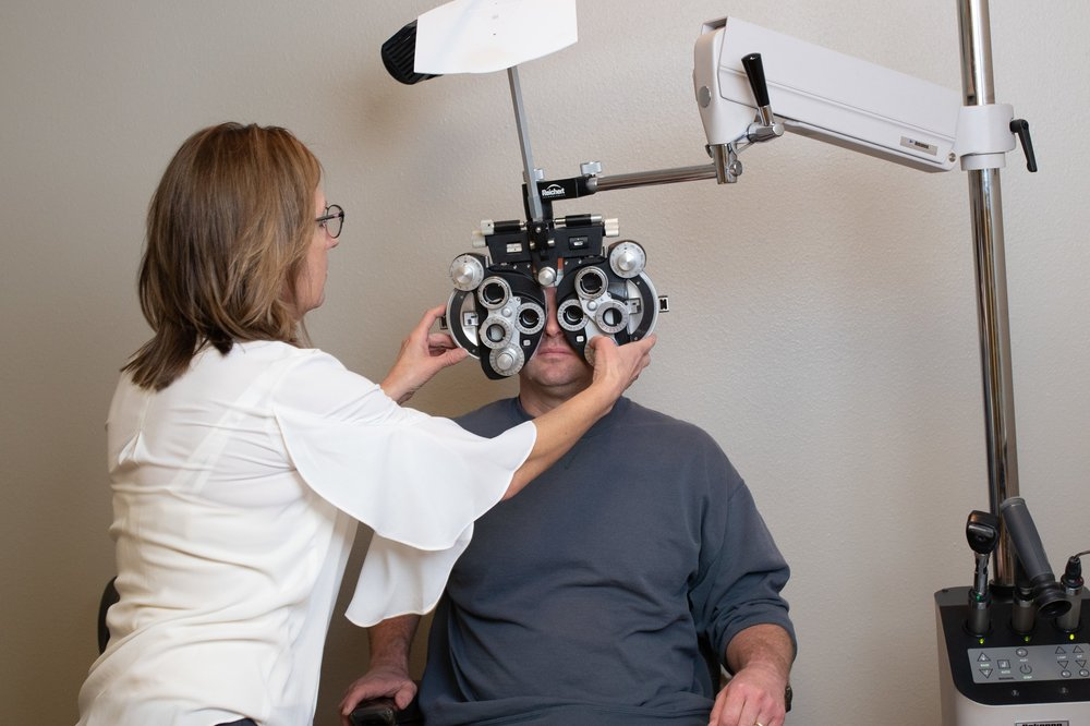 eye examinations rapid city