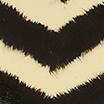P201Zebra Ivory Black