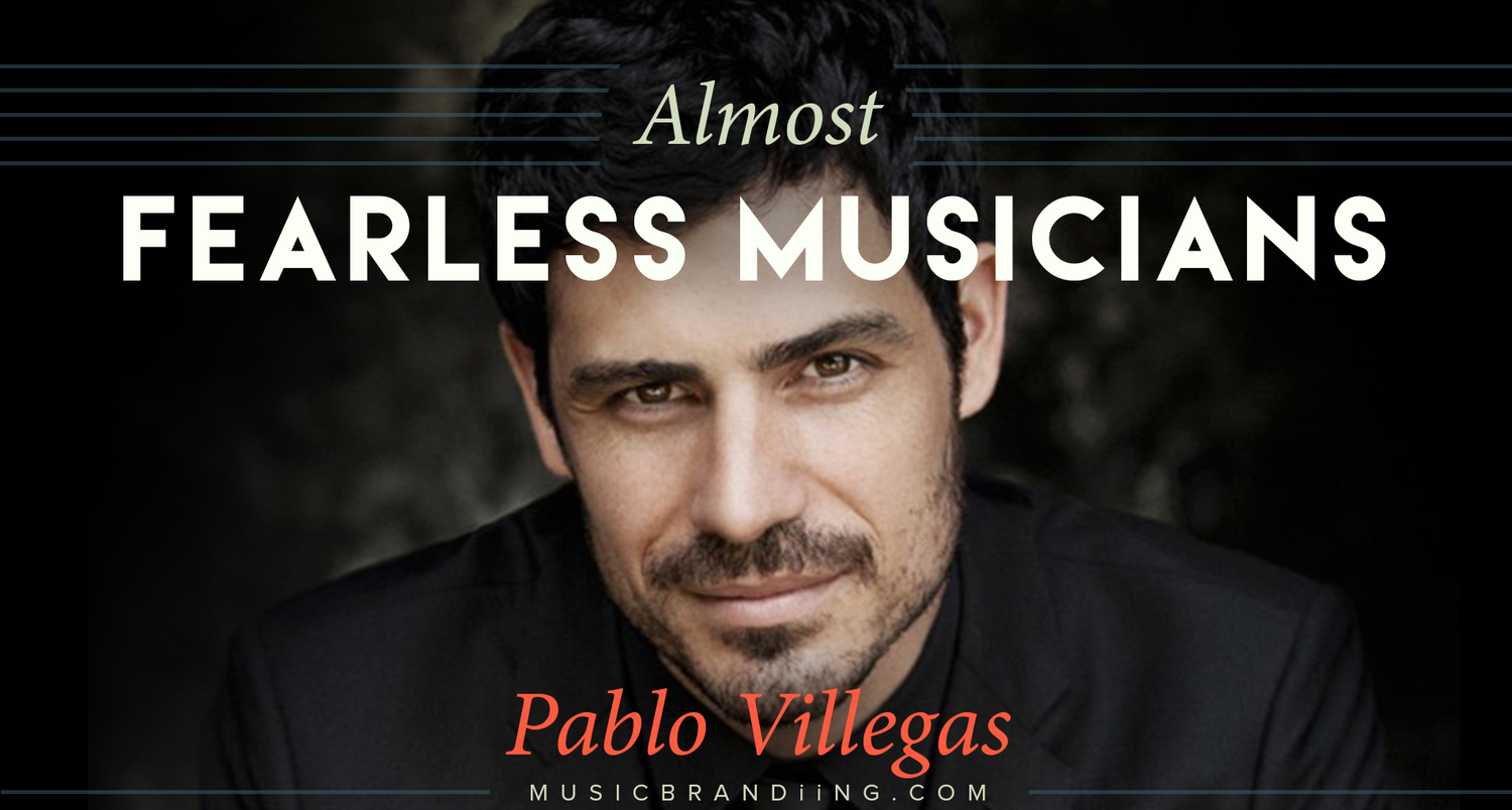 Pablo Villegas Is Almost Fearless