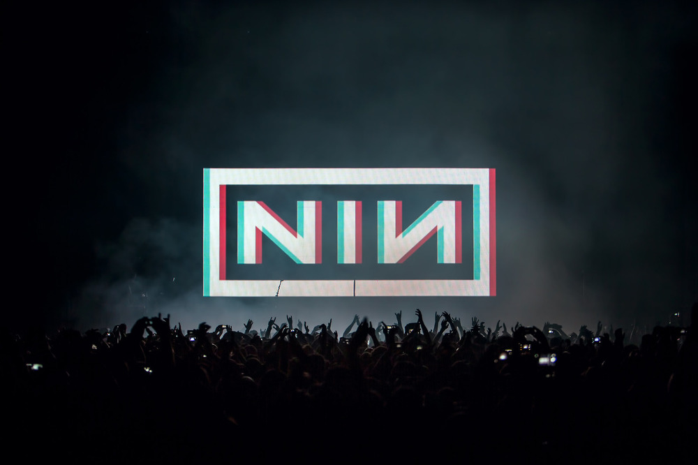 Nine Inch Nails - Concert Visuals — Andrew Jerez