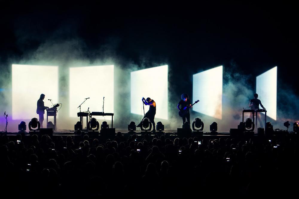 Nine Inch Nails - Concert Visuals — Andrew Jerez