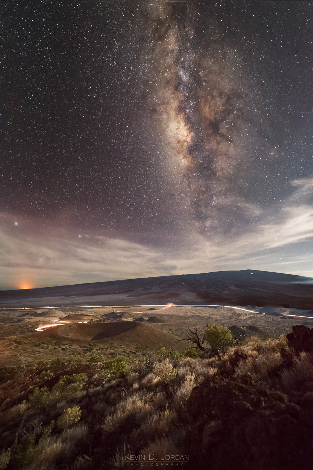 Milky Way Over Mauna Kea