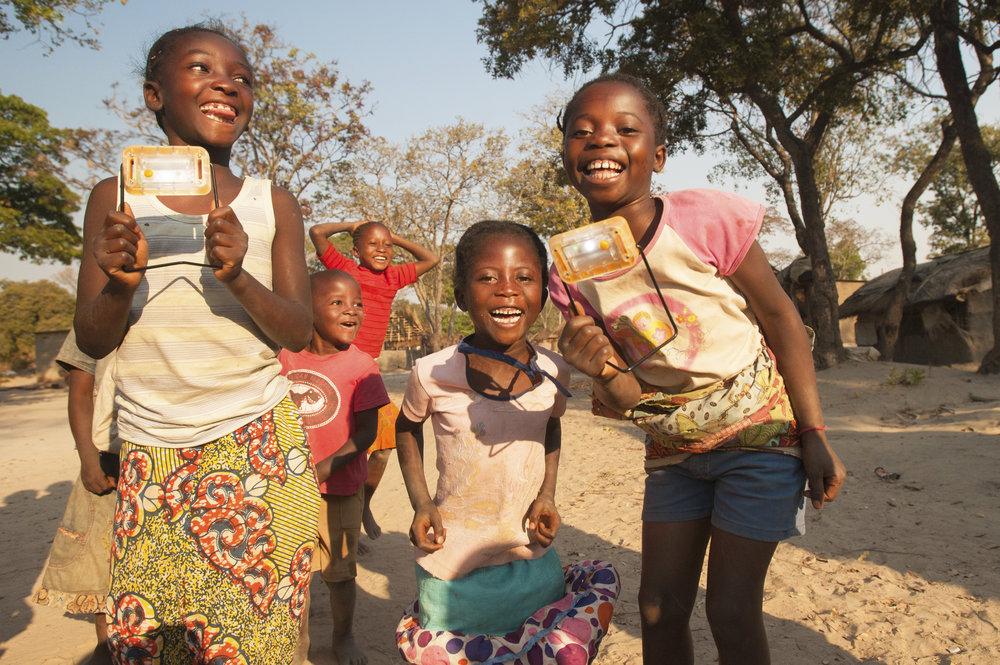 Photos courtesy of Patrick Bentley, SolarAid