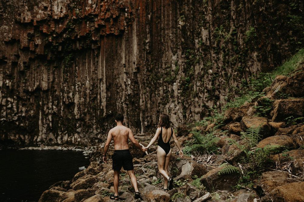 Abiqua Falls in Portland Oregon