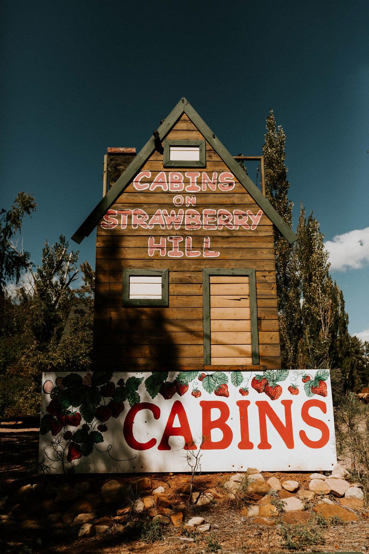 Cabins at Strawberry Hill, Arizona