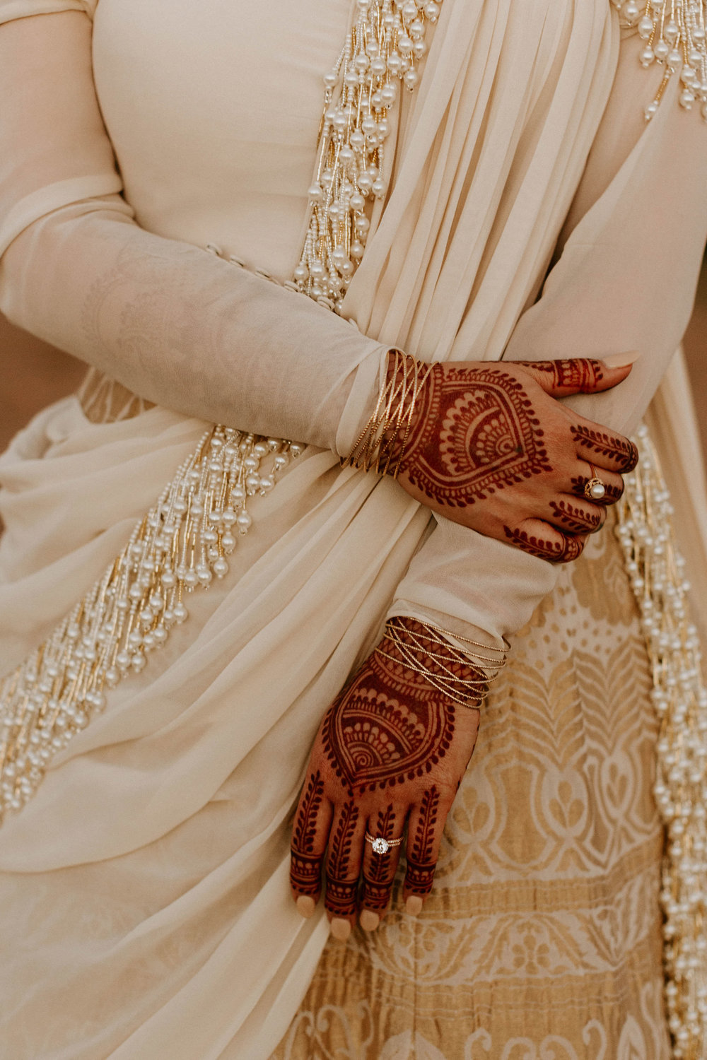 Traditional Indian Hindu Wedding at Paseo Wedding Superstition Mountains