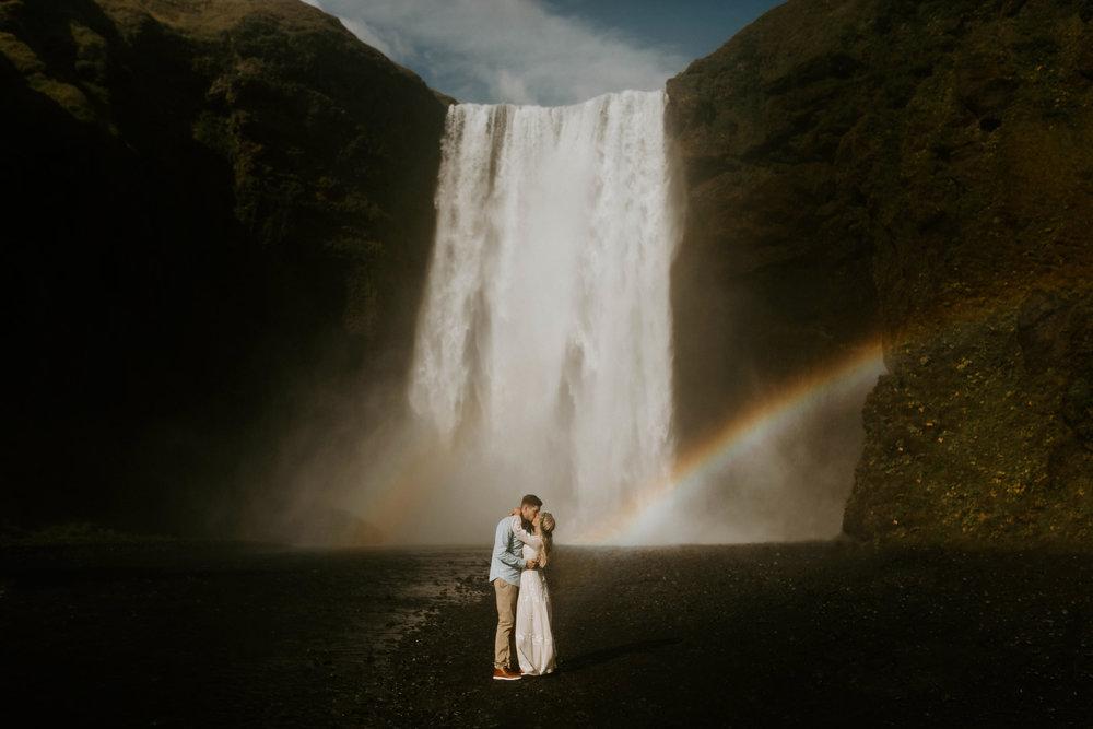 Iceland Engagement Session -