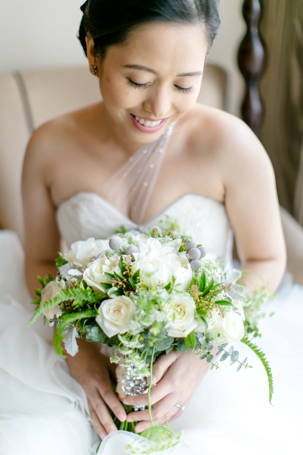 Bridal Bouquet by Vatel Manila