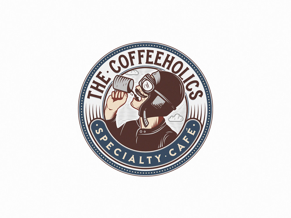 THE COFFEEHOLICS – SPECIALTY CAFÉ (VERSION 2)