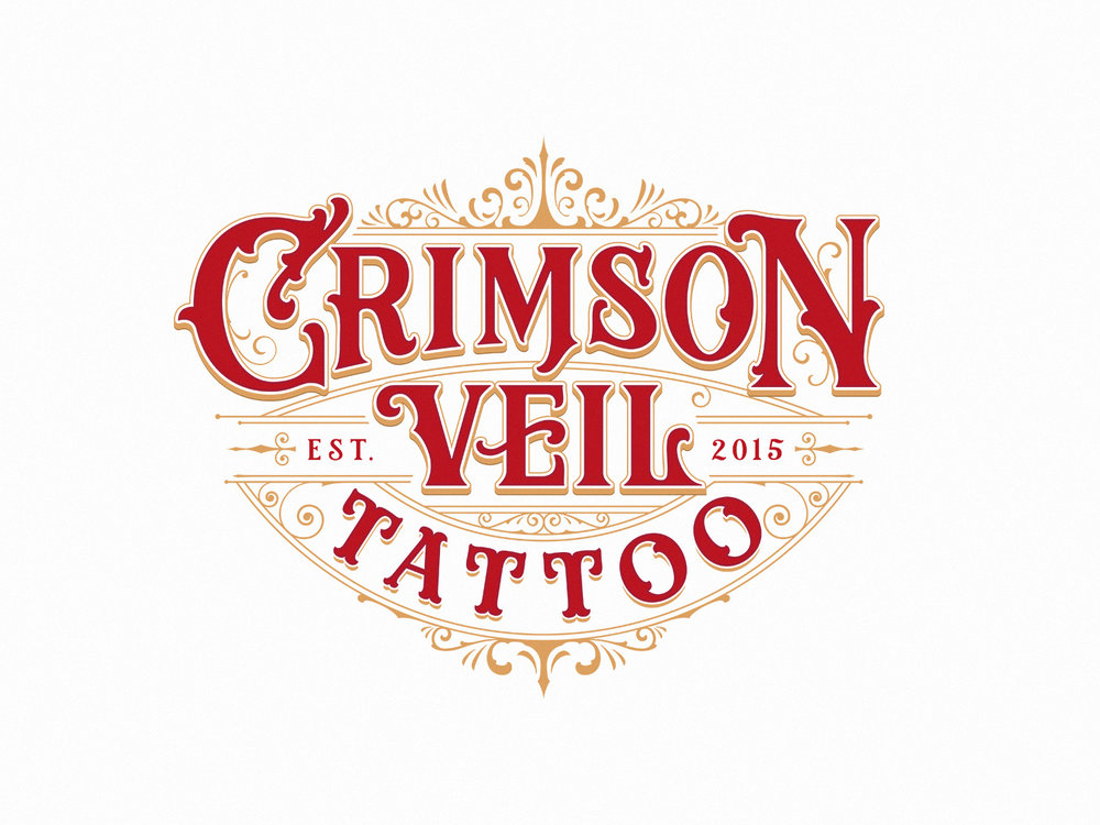 crimson veil tattoo