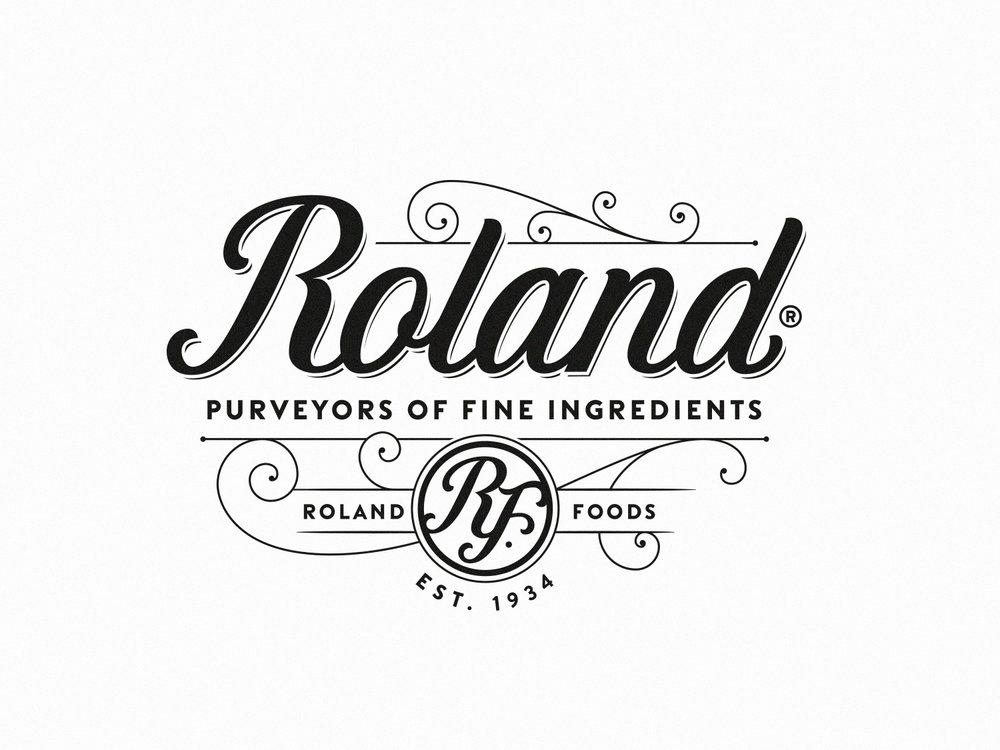 Roland foods llc – heritage logo