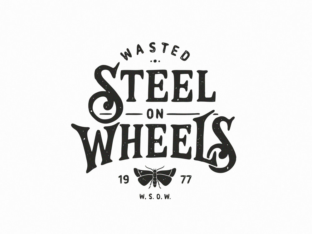 wasted steel on wheels – 1977