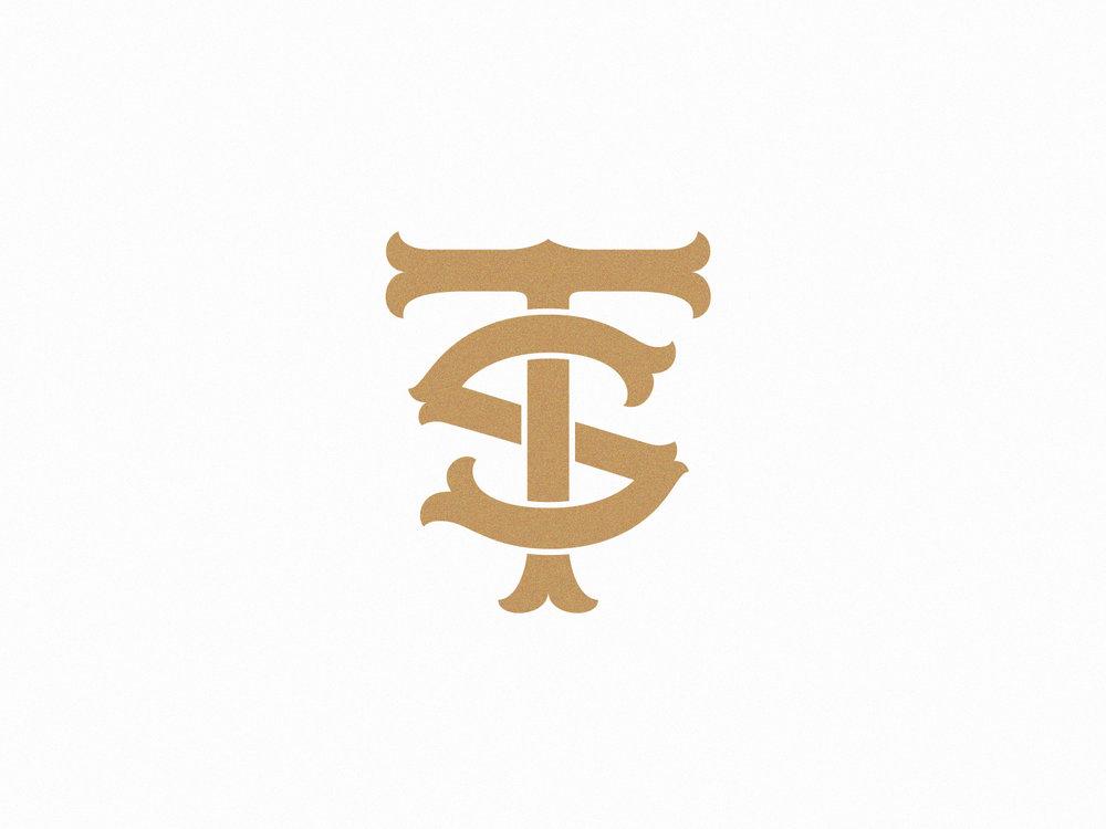 Tobias saul – ts monogram