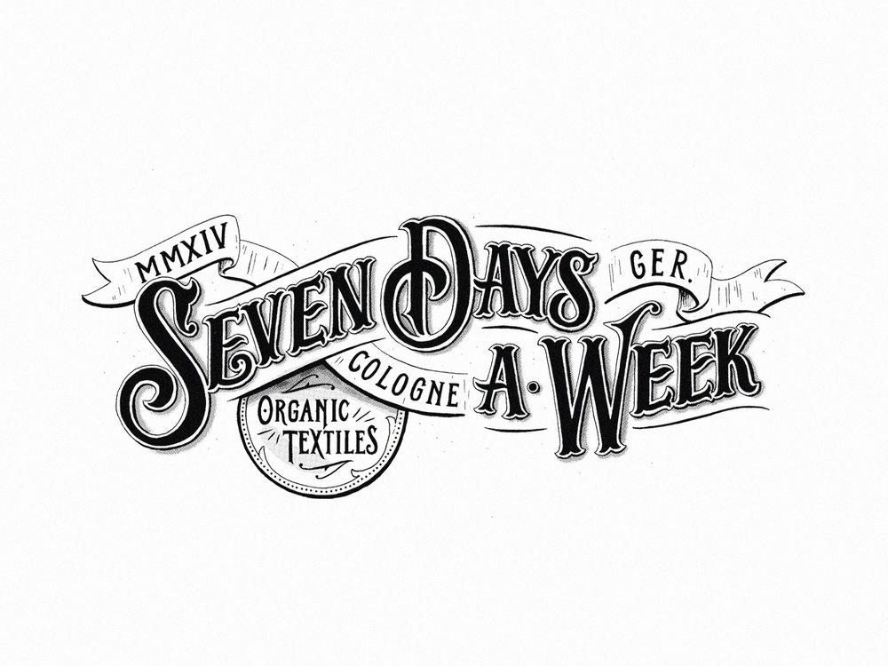 Seven days a week – organic textiles