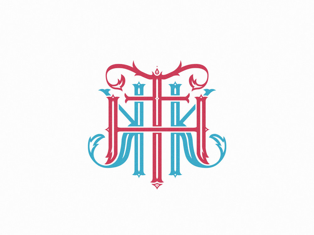 HKFK – monogram