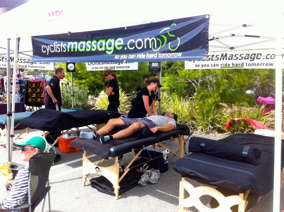 Go ahead. Get a massage.You deserve it!
