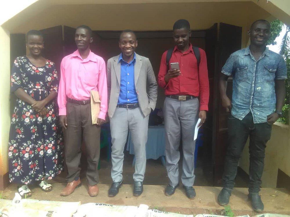 Some of our Kichangachui Study Camp Teachers