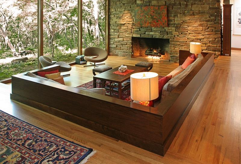 Stylish-sunken-living-room-helps-break-up-the-monotony-of-the-open-plan-interior.jpg