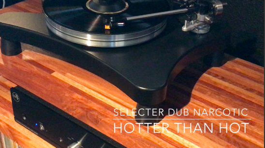 GHA System 2 - Made in the USA: Rogue Audio, Ryan Speakers, VPI turntables, Selector Dub Narcotic.
