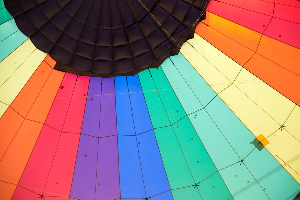 Rainbow Utopia!  #shineonyoucrayballoon? 😉