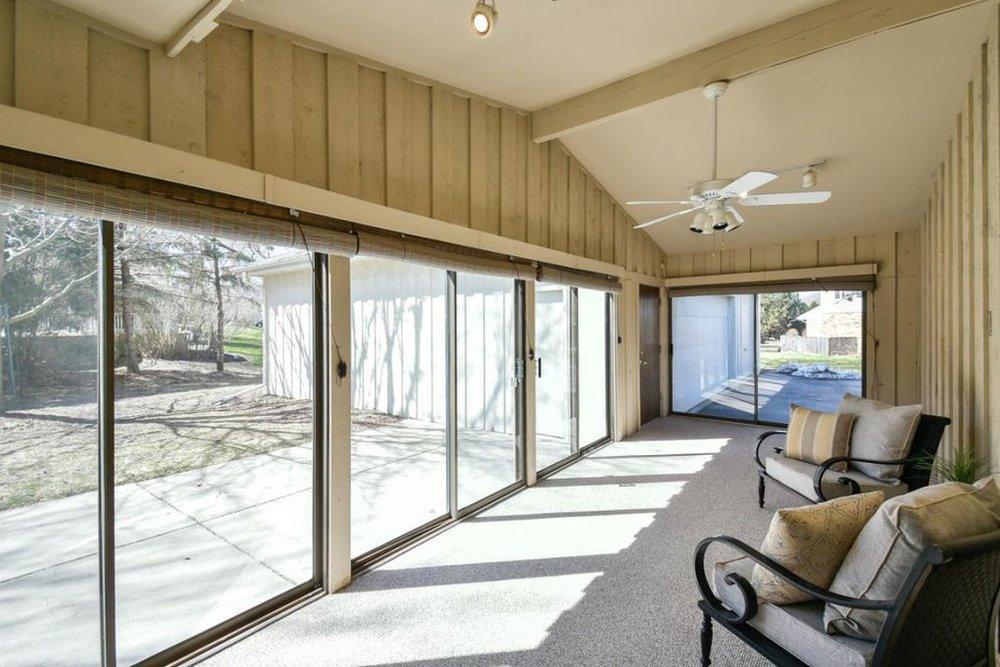 current sun porch
