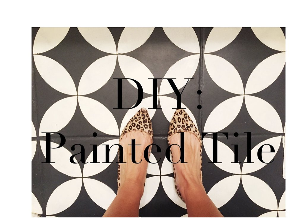 paint the floors