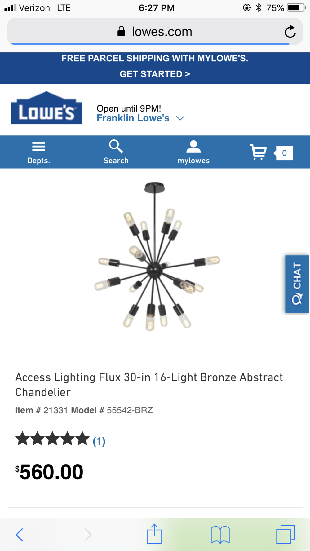 lighting inspo