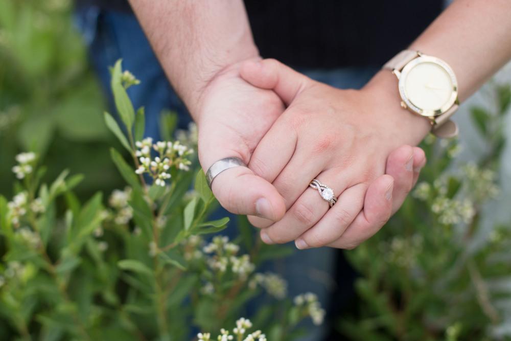 Anniversary Ring Shot